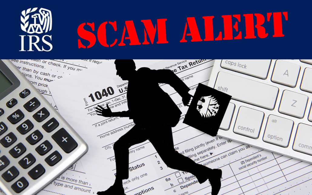 IRS-Warning: 12 Tips to Avoid Scam Tax Preparers