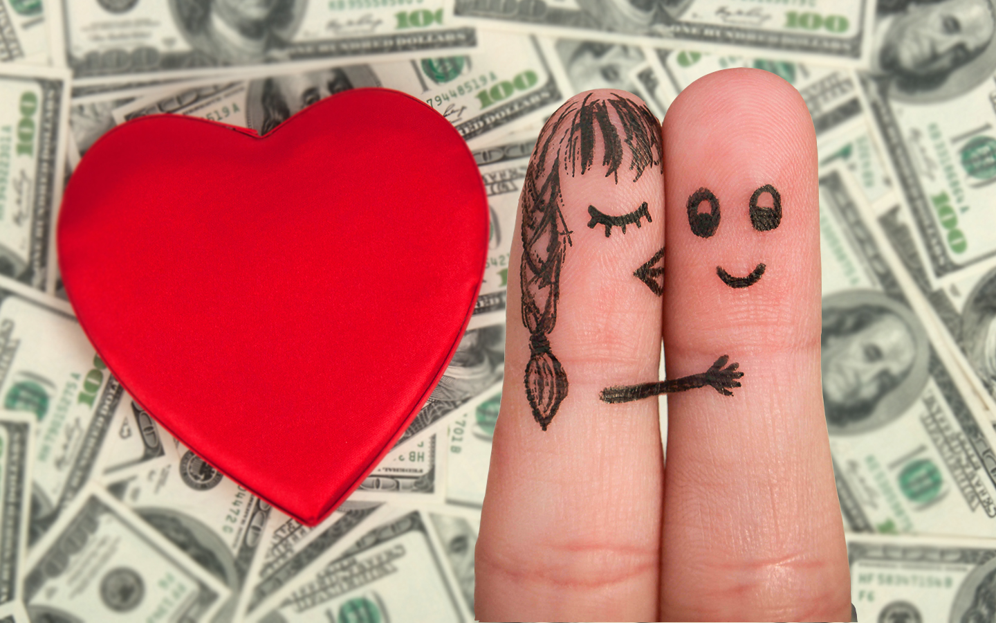 Love & Money – 3 tips to talk about finances.