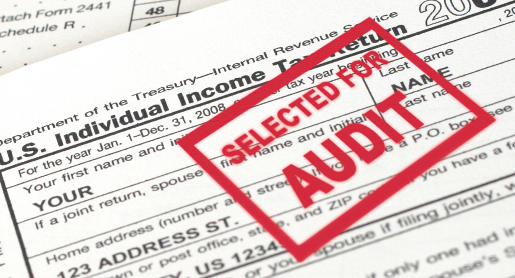 So, You're Being Audited by the IRS.